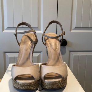 Natural Aldo Wedges